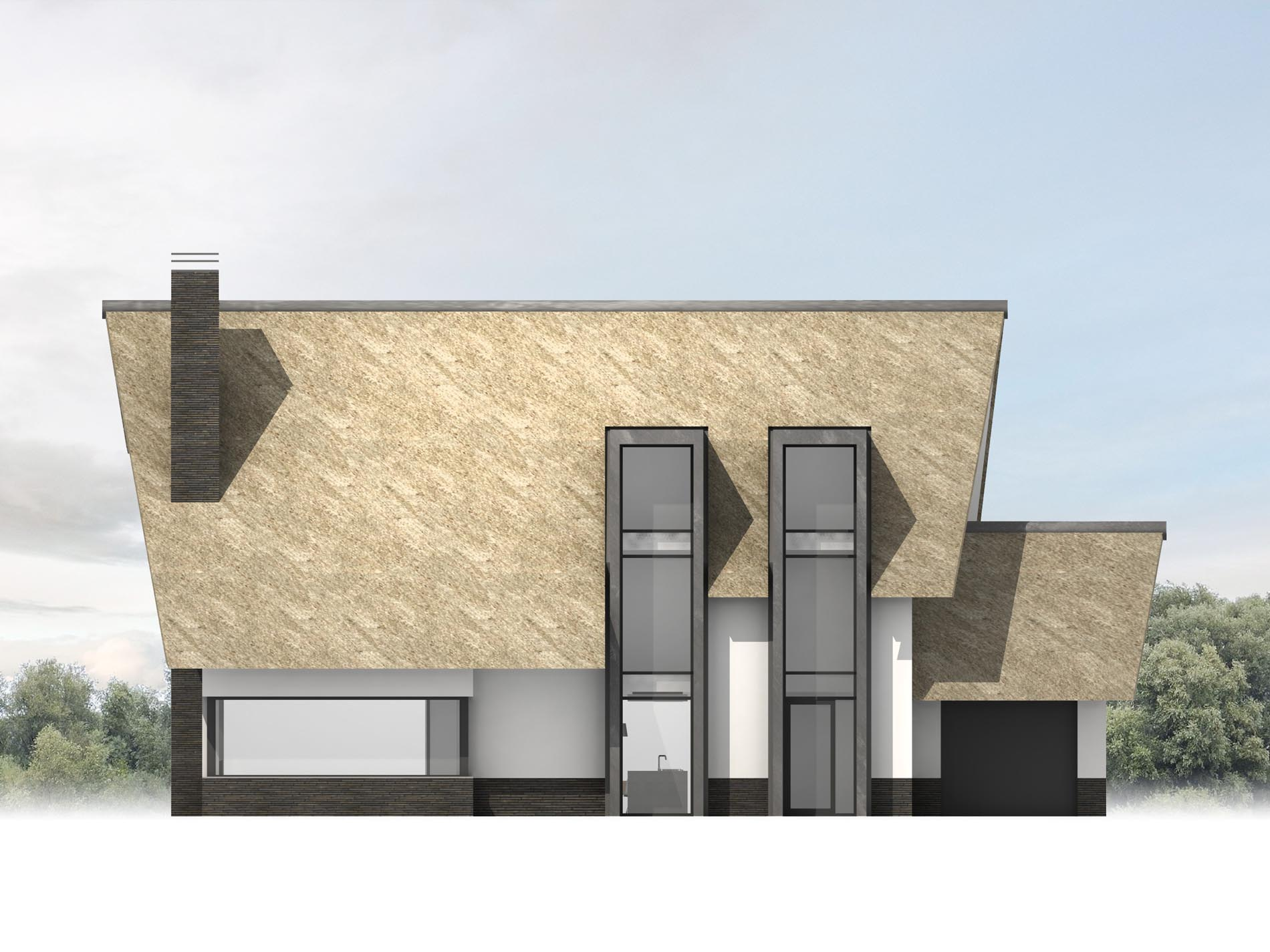 Maas Architecten Woonhuis Apeldoorn