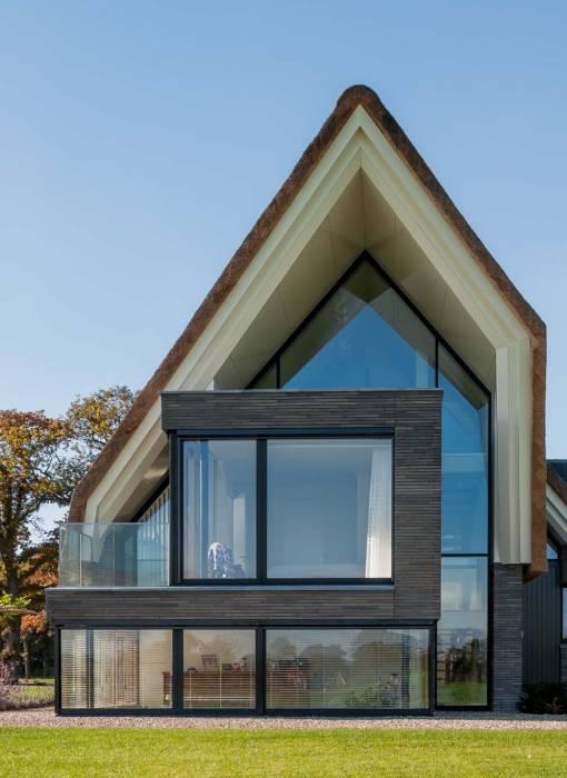 Woonhuis laren maas architecten for Dat architecten