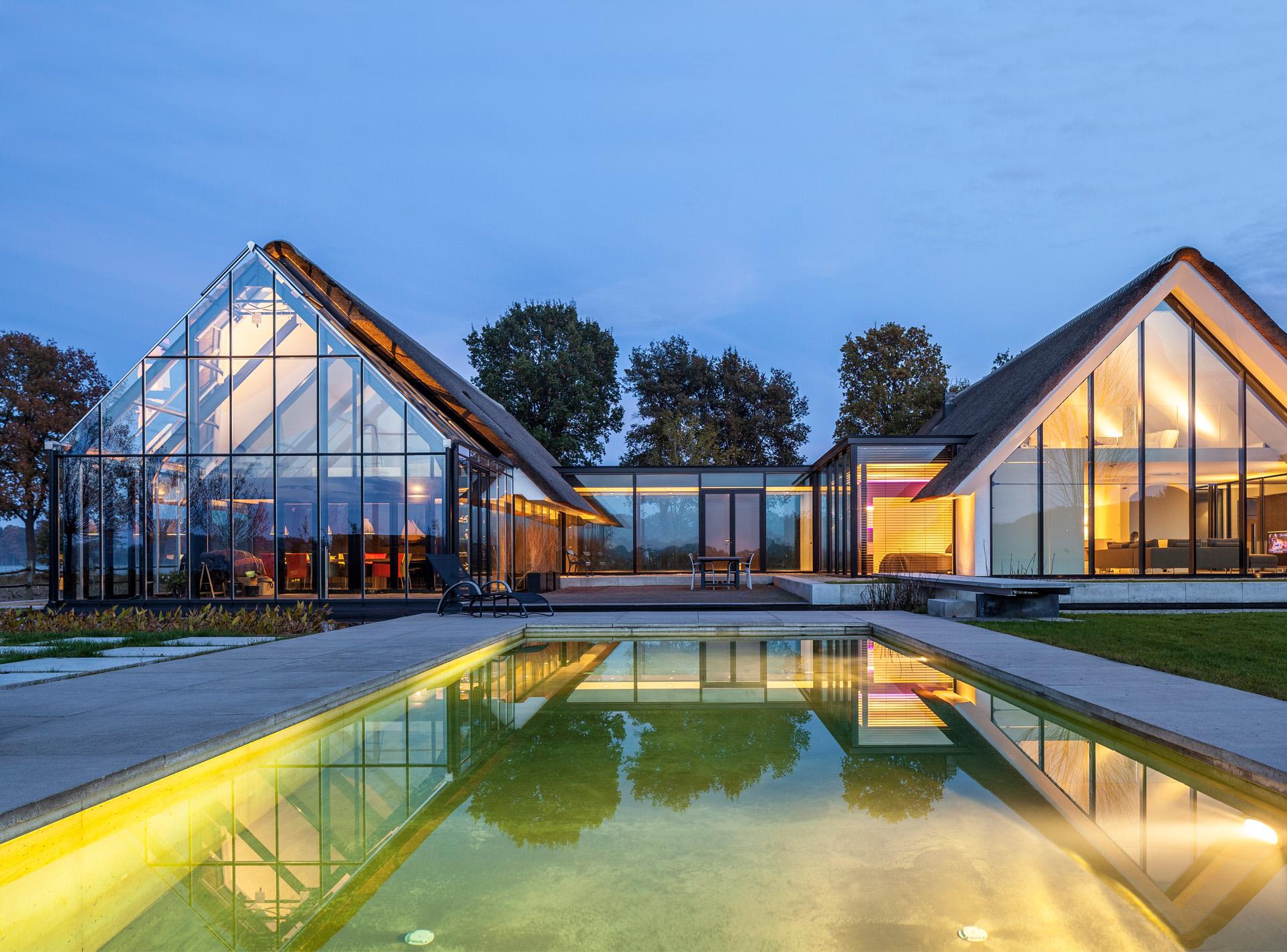 Home maas architecten for Dat architecten
